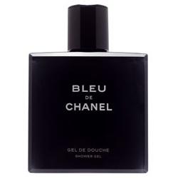 男性香水藍色 沐浴凝膠