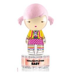 Harajuku Lovers 原宿娃娃 女性香氛-小惡魔限量公仔香水-寶貝(Baby)