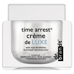 鉑金凝時精質乳霜 time arrest creme de LUXE