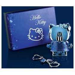 Hello Kitty 女香-藍光璀鑚限量香氛禮盒