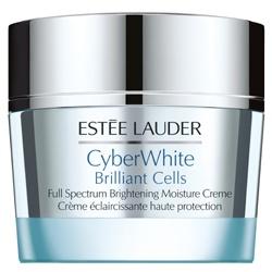 Estee Lauder 雅詩蘭黛 HD超畫質晶燦美白系列-HD超畫質晶燦透白乳霜 CyberWhite Brilliant Cells Full Spectrum Brightening Moisture Cream