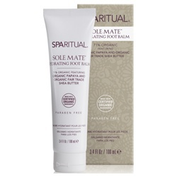木瓜晚安足膜 SOLE MATE  Hydrating Foot Balm
