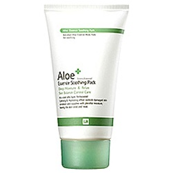 LJH 麗緻韓 特別護膚系列-蘆薈精華嫩膚面膜 LJH LJH Aloe Essence Soothing Pack