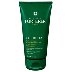Rene Furterer 荷那法蕊 洗髮-CURBICIA葫蘆沁衡髮浴 Curbicia regulating Shampoo