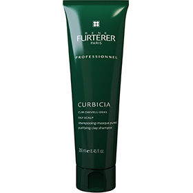 Rene Furterer 荷那法蕊 洗髮-Curbicia葫蘆沁衡淨髮泥 Curbicia purifying mask Shampoo with absorbent clay