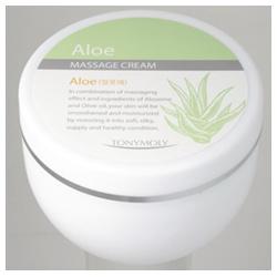 TONYMOLY 臉部卸妝-蘆薈保濕卸妝霜 Aloe Cleansing Cream