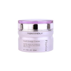 TONYMOLY 乳霜-水漾美肌修護面霜 Floria Youth Energy Cream