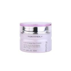 TONYMOLY 水漾美肌系列-水漾美肌修護眼霜 Floria Youth Energy Eye Cream
