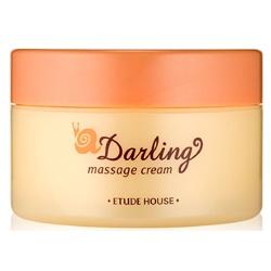 ETUDE HOUSE  乳霜-頂蝸蝸多醣保溼煥顏按摩霜(水洗式) Massage Cream