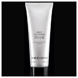GIORGIO ARMANI 亞曼尼 極緞光3R再生系列-絲柔淨亮潔顏乳 Silky Cleansing Foam