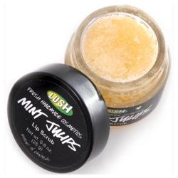 唇部保養產品-薄荷冰淇淋糖霜唇部去角質 Mint Julips Lip Scrub