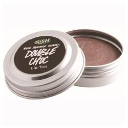 LUSH 護唇-布朗尼潤色護唇霜 Double Choc Lip Tint