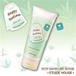 ETUDE HOUSE  臉部保養系列-午茶時光洗面乳 Happy Tea Time Cleansing Foam