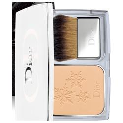 Dior 迪奧 雪晶靈極淨透白系列-雪晶靈光透柔紗粉餅 SPF20 PA+++