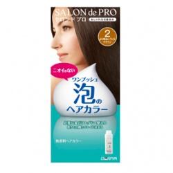 沙龍級泡沫染髮劑