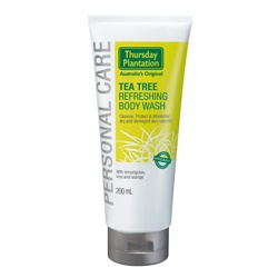 茶樹清新沐浴乳 Thursday Plantation Tea Tree Refreshing Body Wash