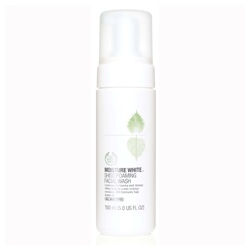 The Body Shop 美體小舖 水嫩淨白系列-水嫩淨白潔面慕絲 Shiso Foaming Face Wash