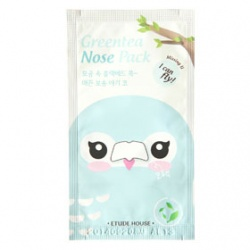 ETUDE HOUSE  皮膚問題-玩鼻親綠茶緊緻鼻膜 GREENTEA NOSE PATCH