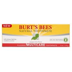 BURT`S BEES 小蜜蜂爺爺 牙膏系列-笑嘻嘻全效牙膏(含氟)