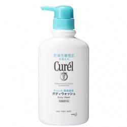 Curel 珂潤 沐浴清潔-潤浸保濕沐浴乳
