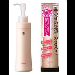 法式洗顏-保濕柔潤擦拭型卸妝潔淨乳