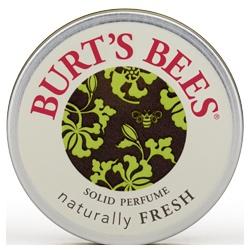 BURT`S BEES 小蜜蜂爺爺 女性香氛-戀戀香膏-活力柑橘 naturally FRESH