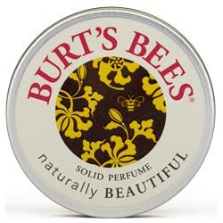 BURT`S BEES 小蜜蜂爺爺 女性香氛-戀戀香膏-愛戀茉莉 naturally BEAUTIFUL