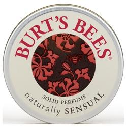 BURT`S BEES 小蜜蜂爺爺 女性香氛-戀戀香膏-時尚鳶尾花 naturally SENSUAL