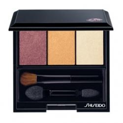 SHISEIDO 資生堂-專櫃 眼影-時尚色繪尚質煽色眼影 Luminizing Satin Eye Color Trio