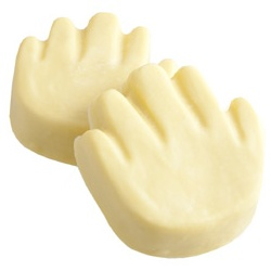 LUSH 磨砂潤膚餅-迷你幫手 手部潤膚餅 Tiny Hands
