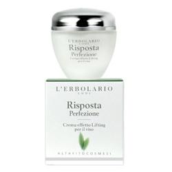 L`ERBOLARIO 蕾莉歐 乳霜-艾棻絲煥顏彈力霜 Risposta Perfection Lifting-Effect Face Cream