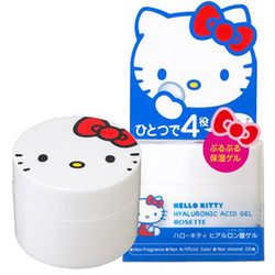 Hello Kitty四合一精華保濕乳霜