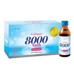 ~H2O+ 水貝爾 營養補給食品-升級版膠原蛋白美肌飲品 C8000 Advanced