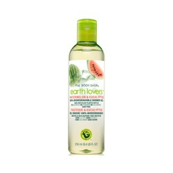 2011環保尤加利沐浴膠 EARTH LOVERS WATERMELON & EUCALYPTUS 100% BIODEGRA SG