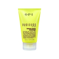 OPI 手足保養系列-檸檬滋養舒緩按摩乳 Lemon Tonic Massage