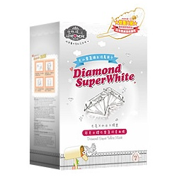 LOVE MORE 愛戀膜法 保養面膜-超美白鑽石雪蓮羽柔面膜 Diamond Super White Mask