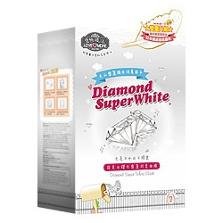 超美白鑽石雪蓮羽柔面膜 Diamond Super White Mask