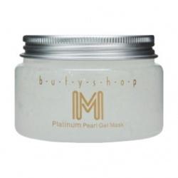 butyshop  除皺抗老-白金珍珠水晶面膜 Platinum Pearl Gel Mask