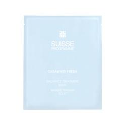 SUISSE PROGRAMME 葆麗美 億能量透白系列-全新億能量透白精華面膜 Gigawhite Fresh Radiance Treatment Mask