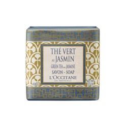 茉莉綠茶沐浴皂 Green Tea with Jasmine Soap