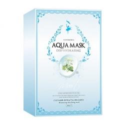 LOVE MORE 愛戀膜法 AQUA水白系列-AQUA全天候保濕水凝膜 24Hr. Moisturizing Aqua  Mask