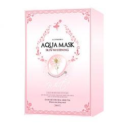 LOVE MORE 愛戀膜法 AQUA水白系列-AQUA深層亮白水凝膜 Deep Whitening Aqua  Mask