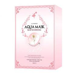 AQUA深層亮白水凝膜 Deep Whitening Aqua  Mask