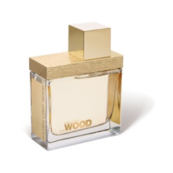 DSQUARED²  香水系列-SHE WOOD黃金光芒女性淡香精