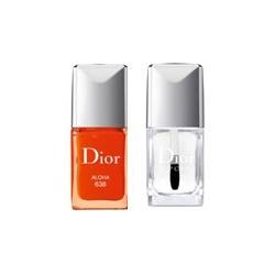 Dior 迪奧 指甲油-迪奧熱帶霓彩美甲組合