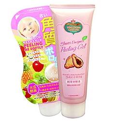臉部去角質產品-純果物酵素溫和去角質膜幻凍蜜