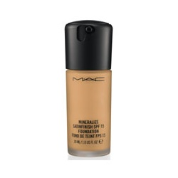 M.A.C 粉底液-柔礦迷光潤澤粉底液 SPF15 MINERALIZE SATINFINISH  SPF 15 FOUNDATION