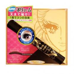 睫毛膏產品-花漾美姬奢華電眼睫毛膏 Heroine Make Impact Frame& Curl Mascara