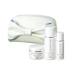 皮膚問題產品-極淨澈白三週體驗組 WHITENING MINI-SET
