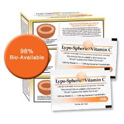 營養補給食品產品-力美體C1000 Lypo-Spheric Vitamin C